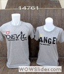 baju couple devil angel abu